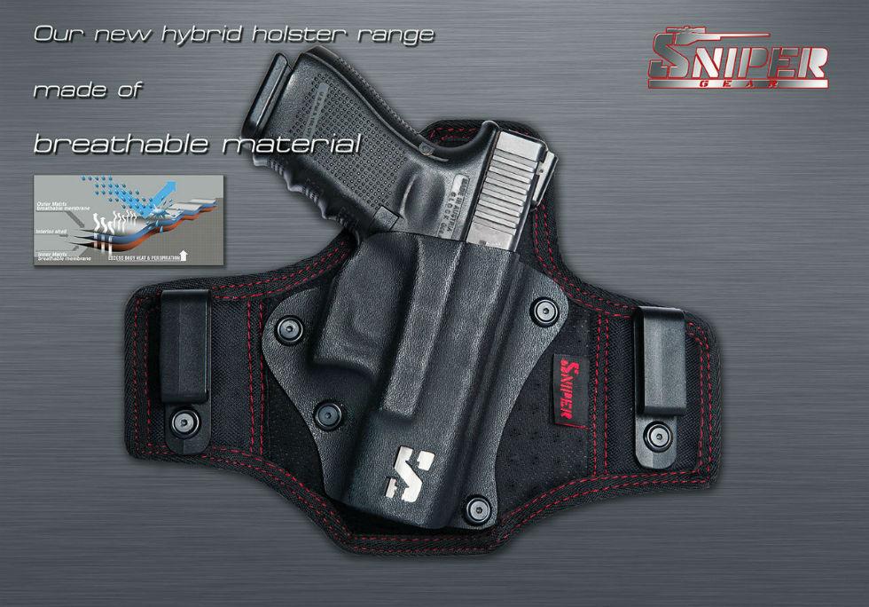 Inside Waistband Holster - Guns & Tactics Ltd