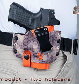 Chest holster - Guns & Tactics Ltd