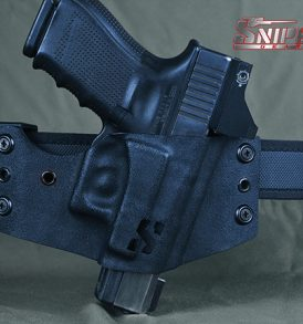 Appendix Carry ( AIWB ) with Claw and Soft loop - Guns